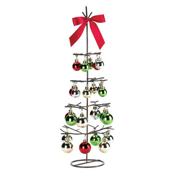 TABLETOP WIRE HOLIDAY TREE