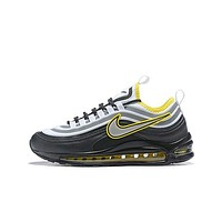 Nike Air MAX 97 Air Cushion Trending Men Stylish Running Sport Shoes Sneakers