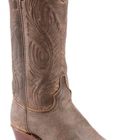 Abilene Boot Company® Ladies Brown Distressed Western Boots