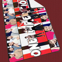 One Direction Collage for Kids Blanket, Fleece Blanket Cute and Awesome Blanket for your bedding, Blanket fleece*NS*