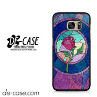 Beauty And The Beast Art DEAL-1689 Samsung Phonecase Cover For Samsung Galaxy S7 / S7 Edge
