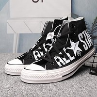 Converse Old Skool Woman Men Fashion Canvas Sneakers Sport Shoes