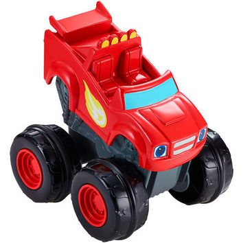 Fisher-Price Nickelodeon Blaze and the Monster Machines Slam & Go Blaze - Red