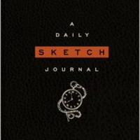 The Daily Sketch Journal (Black), Sterling Publishing Co., Inc., (9781454909347). Hardcover - Barnes & Noble