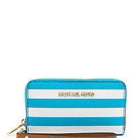 MICHAEL Michael Kors Jet Set Travel Stripe Large Multi Function Case | Dillards.com