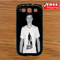 Shawn Mendes Song Samsung Galaxy S3 COVER CASE
