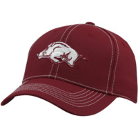Top of the World Arkansas Razorbacks Endurance Tactile One-Fit Hat - Cardinal