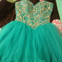 Charming Sweetheart Short Prom Dress Party Dress Homecoming Dress