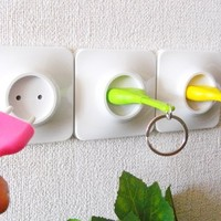 INFMETRY:: UnPlug Key Ring - HomeDecor