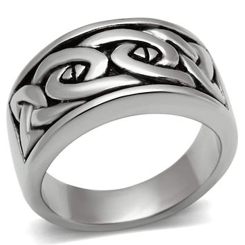 Men's Rings TK381 Stainless Steel Ring