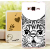 Animal Print CellPhone Case Cover for Samsung Galaxy Grand Prime G530 G530H G5308W