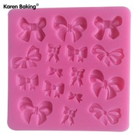 3D Silicone Mold Butterfly Shaped Cake Mold Chocolate Jelly Tools, Kitchen Accessories C029