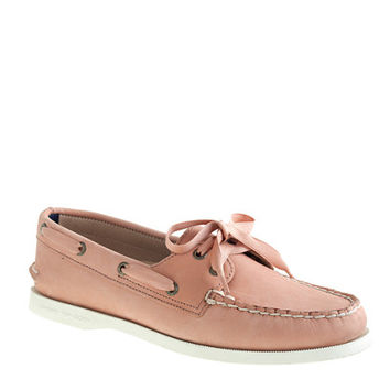 Sperry Top-Sider For J.Crew Authentic Original Bow Boat Shoes