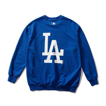 Women's and men's MLB round neck sweater Sweatshirt for sale