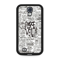 Pierce The Veil Song Lyric Samsung Galaxy S4 case
