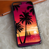 Palm Trees at Sunset iPhone 6 | 6S Case