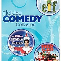Will Ferrell & Chevy Chase - Holiday Comedy Collection: (Elf / National Lampoon's Christmas Vacation / Fred Claus)