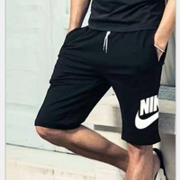 NIKE print fashion sports pants shorts Sweatpants for man H-A-XYCL