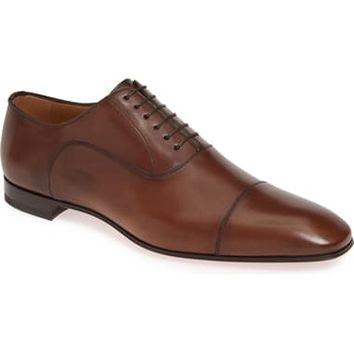 Christian Louboutin Greggo Cap Toe Oxford (Men) | Nordstrom