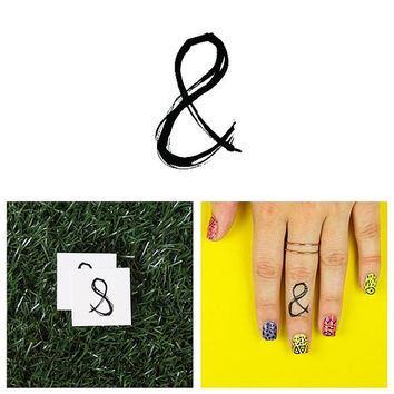 Furthermore  - Temporary Tattoo (Set of 2)