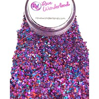 Purple Dreamer Iridescent Body and Face Festival Glitter (20 or 30 Grams)
