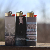 The Amity Affliction Full Sized Lighters