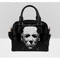 Halloween Michael Myers Shoulder Handbag