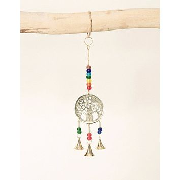 Tree Of Life Mini Bell Chime