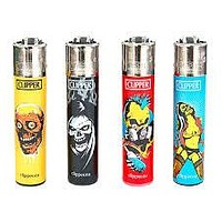 Clipper Zombies Series (4 Pack)