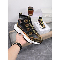 Versace Fashion Men Women's Casual Running Sport Shoes Sneakers Shoes