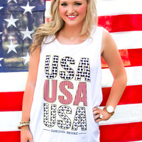 USA - United States of Awesome - Tank