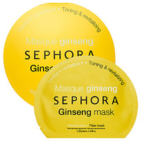 SEPHORA COLLECTION Ginseng mask - Toning & revitalizing (0.84 oz)