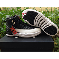 Air Jordan retro 12 XII Basketball Shoes Athletics Sneakers Sports shoes
