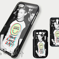 Louis Tomlinson one direction case iphone 4 iphone 4s iphone 5 iphone 5s samsung Galaxy S3 and S4 Case