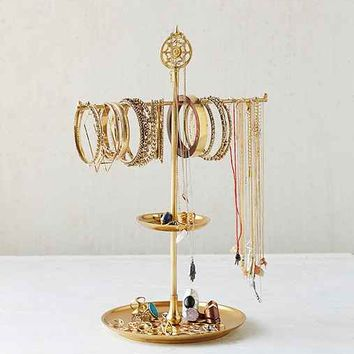 Plum & Bow Medallion Jewelry Stand