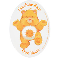 Care Bears - Funshine Bear Decal