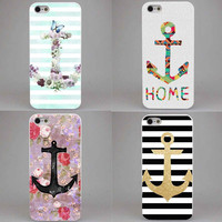 Luxury Stripe Anchor Phone Case: SAVE $1 TODAY!!