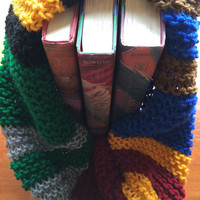 Hogwarts Scarf - Harry Potter Inspired Infinity Scarf