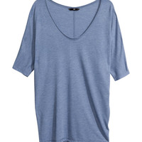 Viscose top - from H&M