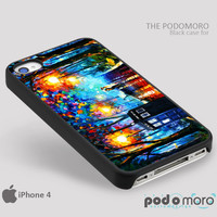 Tardis doctor who painting High for iPhone 4/4S, iPhone 5/5S, iPhone 5c, iPhone 6, iPhone 6 Plus, iPod 4, iPod 5, Samsung Galaxy S3, Galaxy S4, Galaxy S5, Galaxy S6, Samsung Galaxy Note 3, Galaxy Note 4, Phone Case