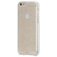 Case-Mate Sheer Glam Case Cover Apple iPhone 6 (Champagne) - CM031409