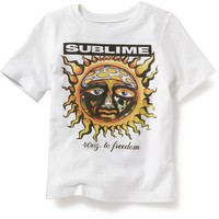 Sublime™ Graphic Tee for Toddler | Old Navy