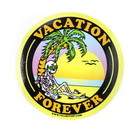 Vacation Forever Sticker