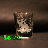 Vulpix Shot Glass - POKEMON SHOTS
