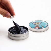 Magnetic putty Rubber Playdough Mud Strong plasticine Putty Magnetic clay Slime Toys Education Toys Gift