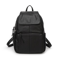 Comfort Back To School Casual Hot Deal On Sale College Korean Stylish Vintage Travel Backpack [6582038343]