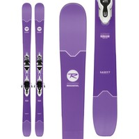 Rossignol Sassy 7 Skis + Xpress 11 Bindings - Women's 2018