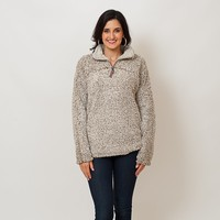 True Grit - Frosty Tip 1/4 Zip Pullover