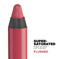 Super Saturated - High-Gloss Lip Color - Flushed - Urbandecay.com