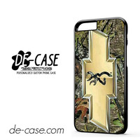 Camo Browning Chevrolet For Iphone 6 Iphone 6S Iphone 6 Plus Iphone 6S Plus Case Phone Case Gift Present